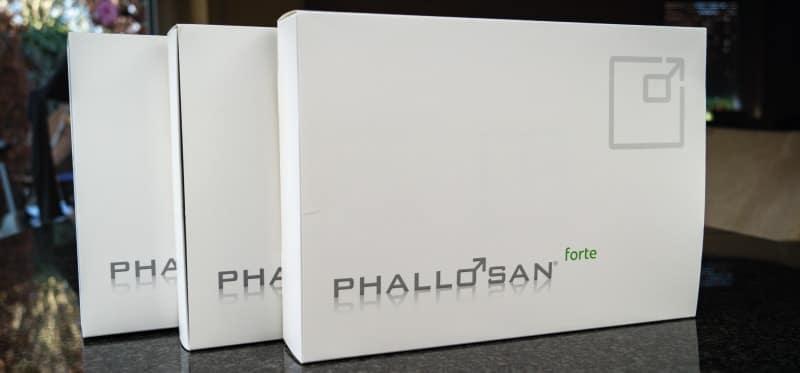 Phallosan forte Erfolge und Ergebnisse