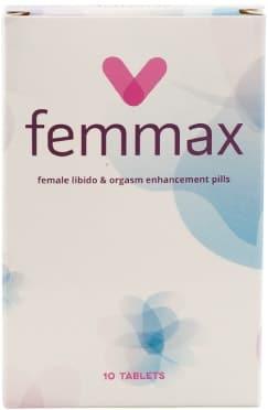 Für die Frau gibt es Femmax.