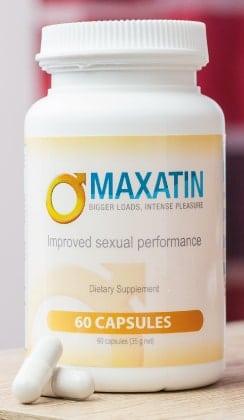 Maxatin kann mehr Sperma bringen.