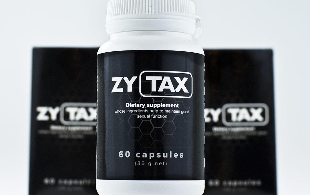 Das Produkt, das für den Zytax Test gekauft wurde