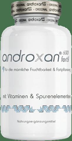 Eine Dose Androxan abfotografiert.