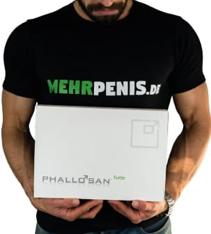 Die Größe des Penis mit dem Extender steigern.